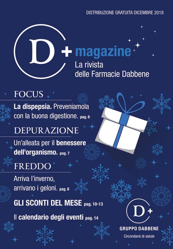 D-magazine dicembre 2018