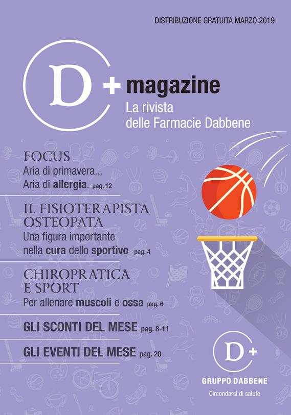 D-magazine marzo 2019